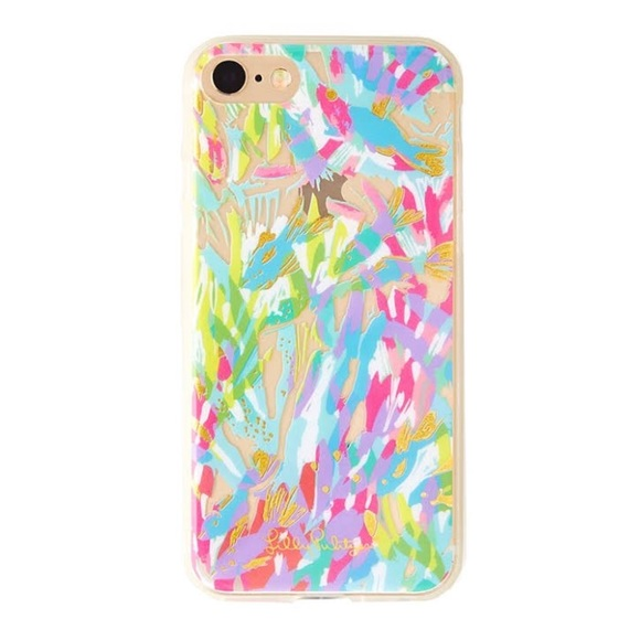 quality design 72f2c 7a5ce NWT Lilly Pulitzer iPhone 7/8 case NWT